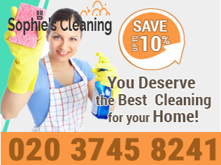 Offer Sophie Cleaning Services